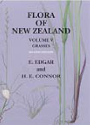 Flora Of New Zealand Volume V