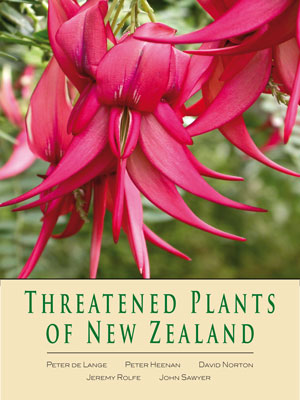 Threatened Plants of New Zealand