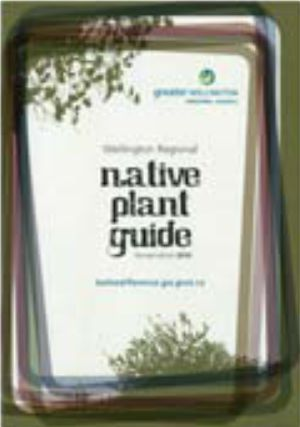 Wellington Regional native plant guide